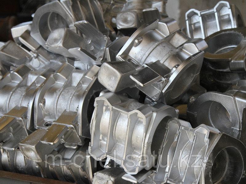 Литье алюминия АМг6 в оболочковые формы
