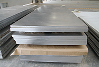 Плиты алюминиевые Д16ЧБТ 150 мм ТУ 1-3-152-2005