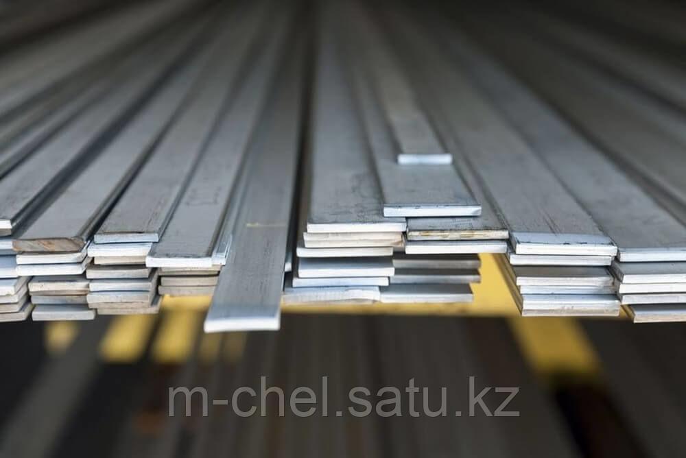 Шина алюминиевая АК7 8.5 мм ГОСТ 17232-99