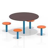 Стол со стульчиками