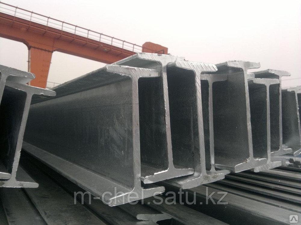 Двутавр алюминиевый ВД17 ГОСТ 13621-90