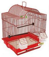 Клетка для птиц 35*28*43см 1/18