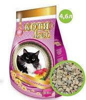 Наполнитель ароматизированный Котя-кет 4,6л