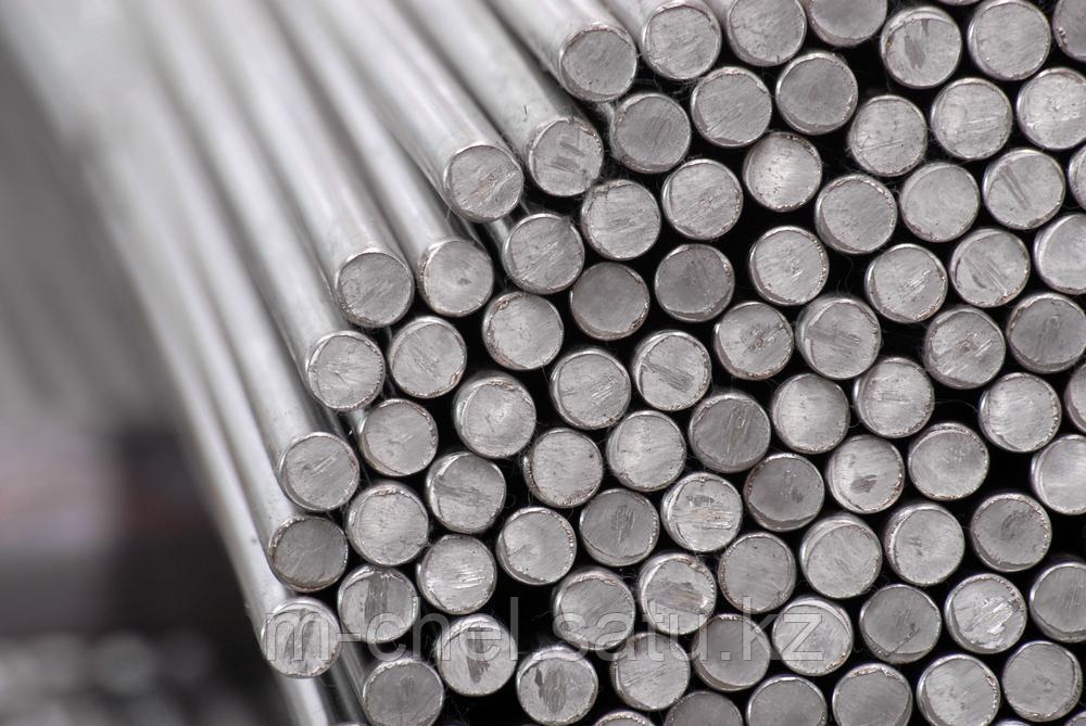 Пруток алюминиевый АД33Т1 380 мм ОСТ 1.92058-90