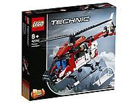 LEGO 42092 Technic Спасательный вертолет, фото 1