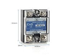 Твердотельное реле ZGT-40DD постоянного тока