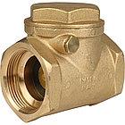 Клапаны обратные 16лс48нж стальные муфтовые Ду25 Ру40 ГОСТ 12821-80