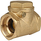 Клапаны обратные 16нж71ст Zetkama резьбовые Ду65 Py16 ГОСТ 12821-80