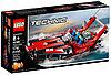 LEGO 42089 Technic Моторная лодка