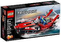 LEGO 42089 Technic Моторная лодка, фото 1