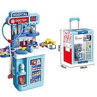 Детский игровой набор Мобильный госпиталь 4 в 1 модель 8390P