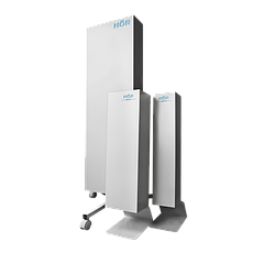 Бактерицидные рециркуляторы воздуха (ультрафиолетовые очистители воздуха) HÖR