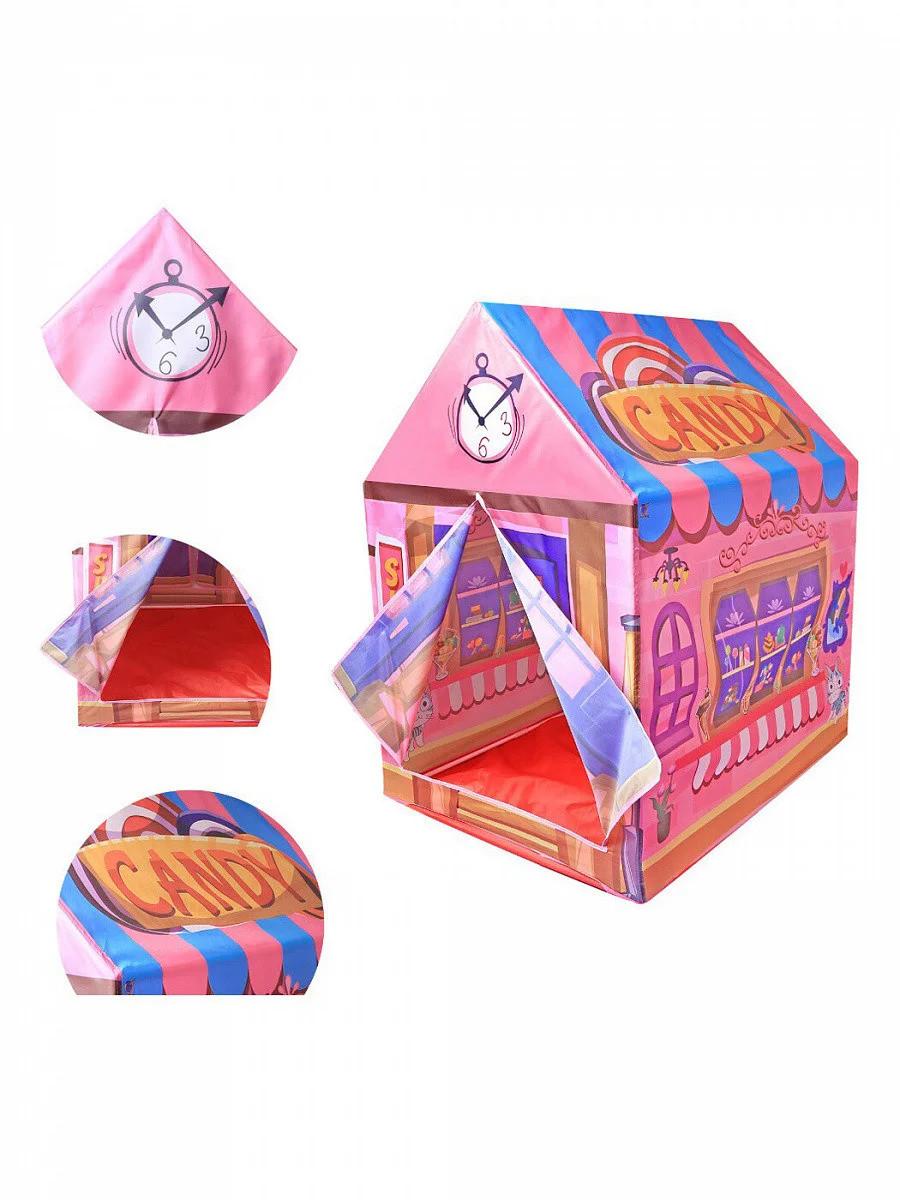 Детская Палатка Дом 93*70*103 - фото 3