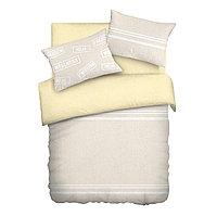 Wenge Комплект постельного белья Sandy-vanilla, WENGE  1.5 спальный