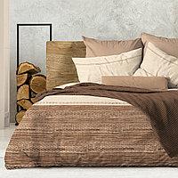 Wenge Комплект постельного белья  Nature,  WENGE, 2 спальный евро