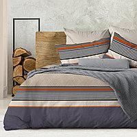 Wenge Комплект постельного белья  Simple,  WENGE, 2 спальный евро