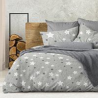 Wenge Комплект постельного белья  Stardust,  WENGE, 2 спальный евро