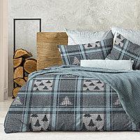 Wenge Комплект постельного белья Aspen, WENGE  1.5 спальный(наволочки 70х70) ,