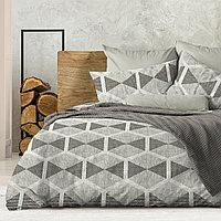 Wenge Комплект постельного белья Sheffield, WENGE  1.5 спальный(наволочки 70х70) ,