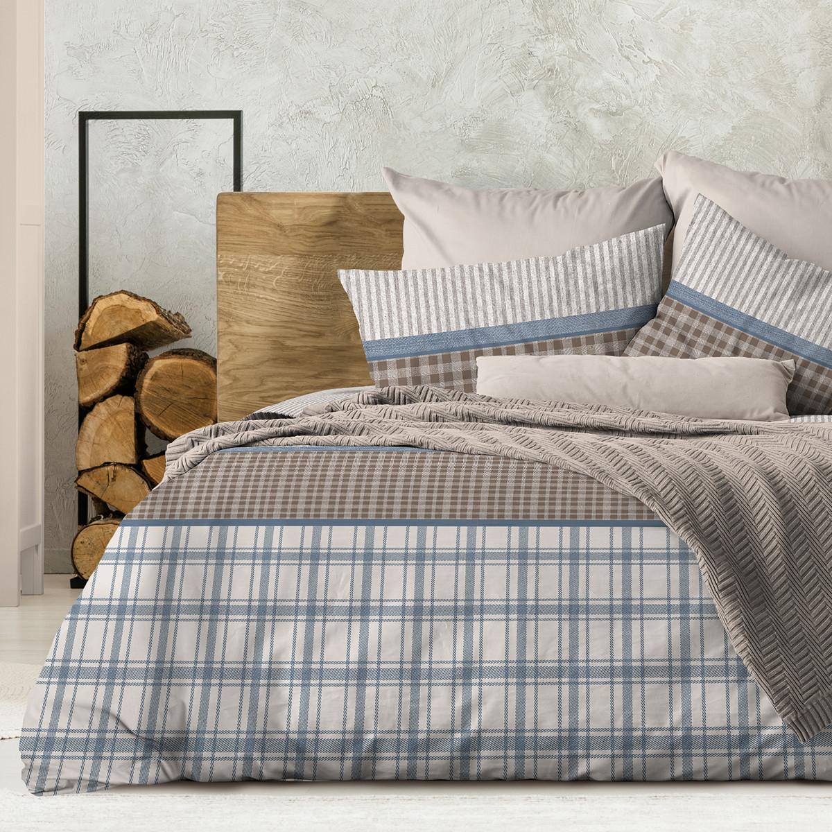 Wenge Комплект постельного белья Toris, WENGE  1.5 спальный(наволочки 70х70) ,