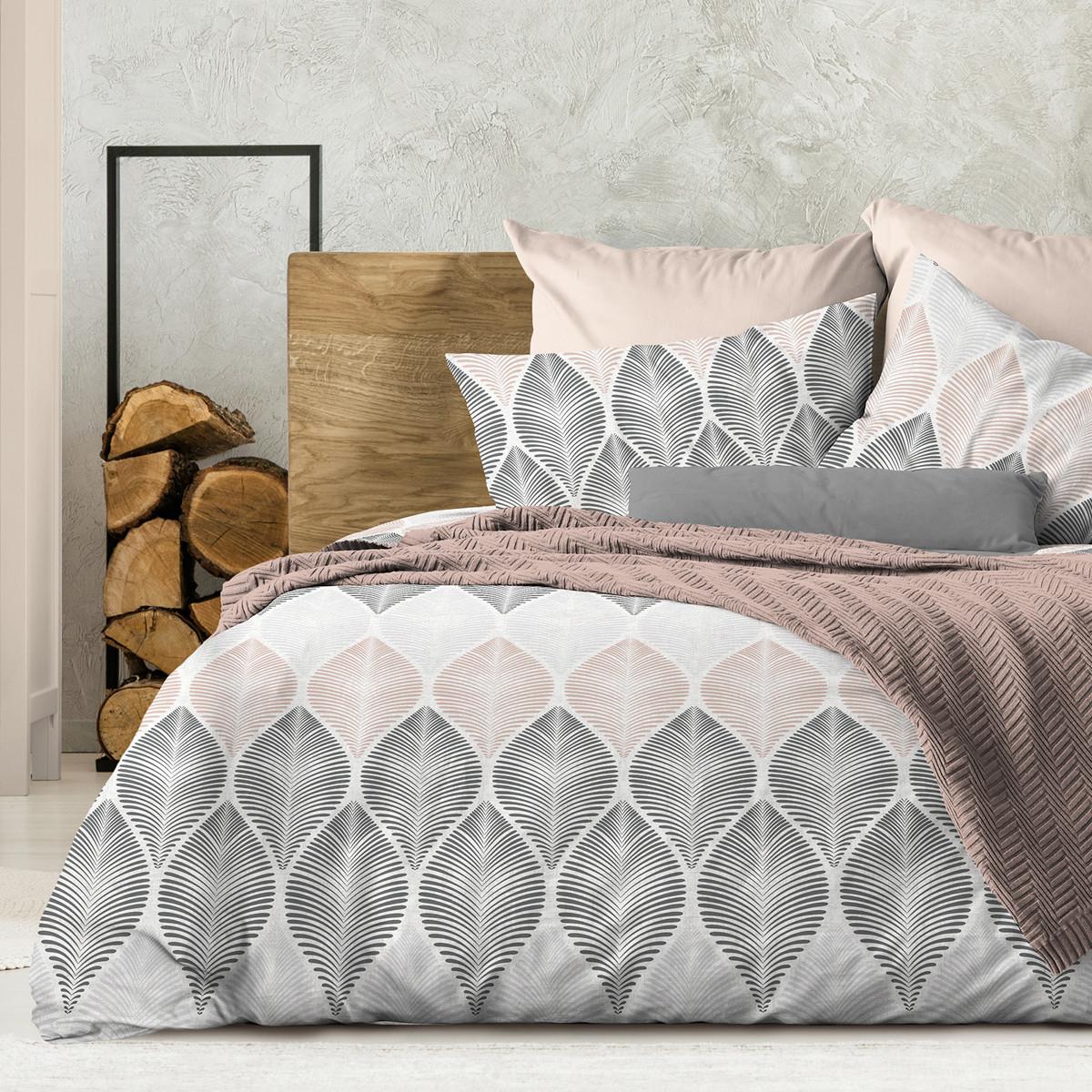 Wenge Комплект постельного белья Bungalow, WENGE  1.5 спальный(наволочки 70х70) ,