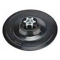 """Тарельчатый круг FLEX с креплением шлифовальных средств на """"липучке"""" 125 Ø"""