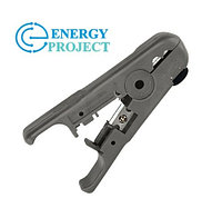 Инструмент для зачистки и обрезки витой пары (HT-S-501B) (TL-S501B) REXANT