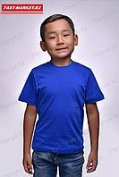 Детская футболка. Василек.