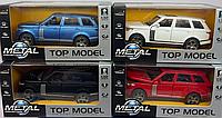 Модели машин металл 1:32 Top Model Die Cast Collection