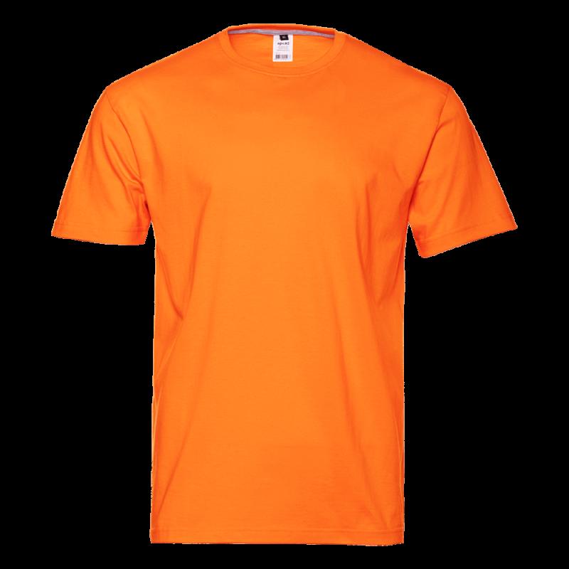 Футболка 02_Оранжевый (28/1) (XS/44)