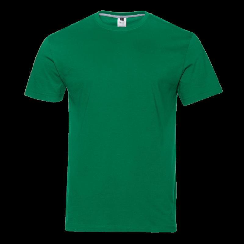 Футболка 02_Зелёный (30/1) (5XL/60-62)