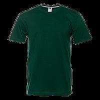 Футболка 02_Тёмно-зелёный (130) (XS/44)