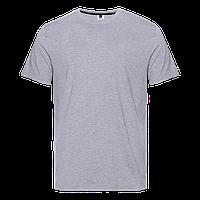 Футболка 02_Серый меланж (50/1) (XL/52)