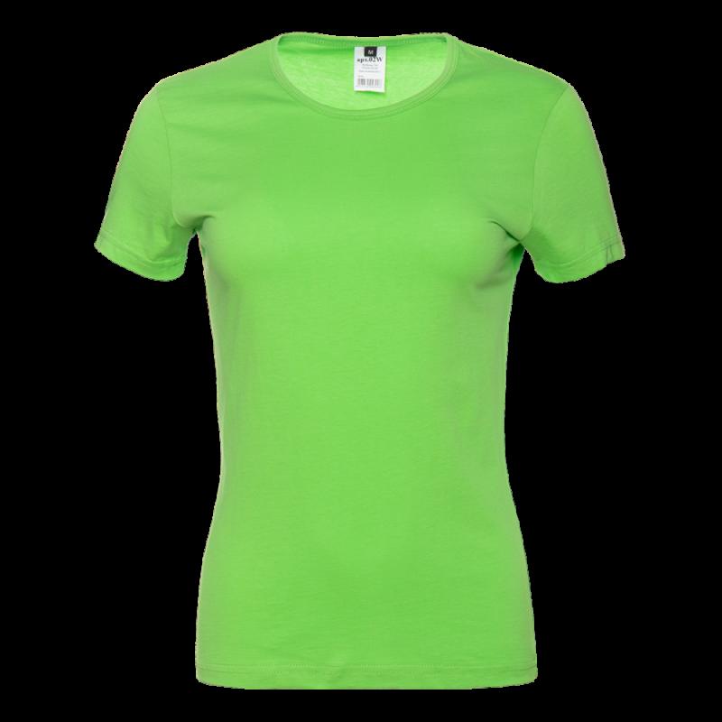 Футболка 02W_Ярко-зелёный (26/1) (XS/42)