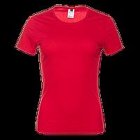 Футболка 02W_Красный (14/1) (XL/50)