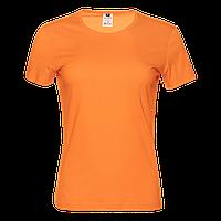 Футболка 02W_Оранжевый (28) (XS/42)