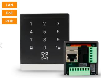 Беспроводный сетевой считыватель StarterSet DoorLock-WA3  (MIFARE® DESFire)