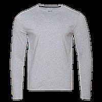 Футболка 35_Серый меланж (50/1) (XL/52)