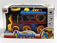 Игрушка Веселый Паровозик Томас Mini Funny train