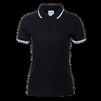 Рубашка 04BK_Чёрный (20) (S/44)