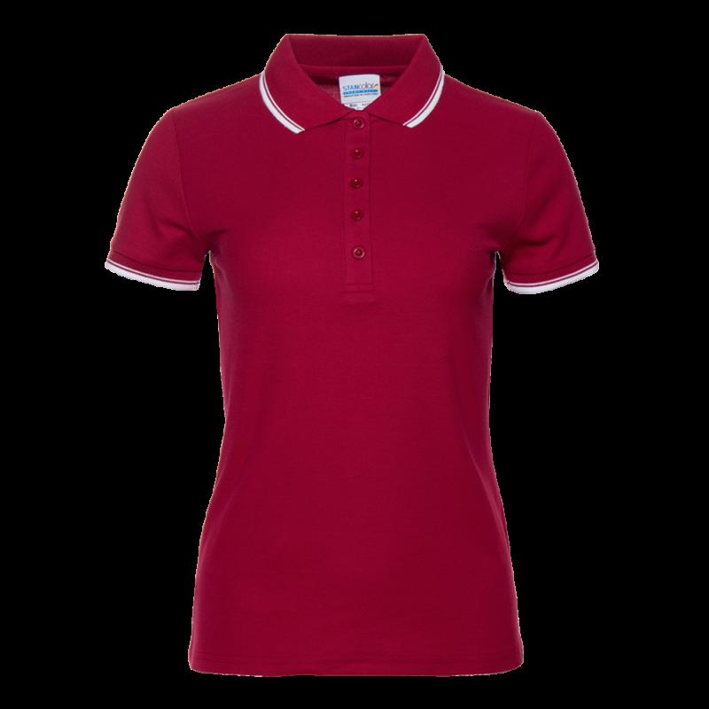 Рубашка 04BK_Бордовый (66) (XXL/52)