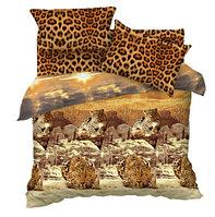 """Комплект постельного белья """"Унисон"""" Африканский Леопард"""