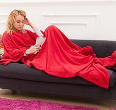 Плед с рукавами Snuggie Blanket Ликвидация зимних товаров!, фото 2
