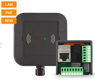 Уличный сетевой считыватель StarterSet DoorLock-WA3-IP outdoor (IP66)