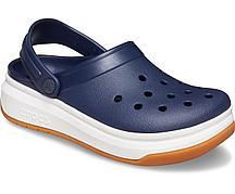 Сабо Crocs Crocband Full Force Clog темно-синие