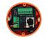 Cетевой считыватель для скрытого монтажа  StarterSet DoorLock-WA3-IP  MIFARE® DESFire), фото 2