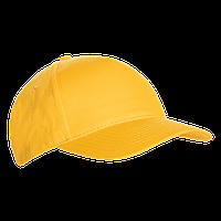 Бейсболка 10L_Жёлтый (12) (56-58)