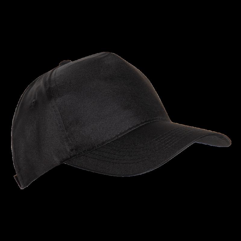 Бейсболка 10P_Чёрный (20) (56-58)