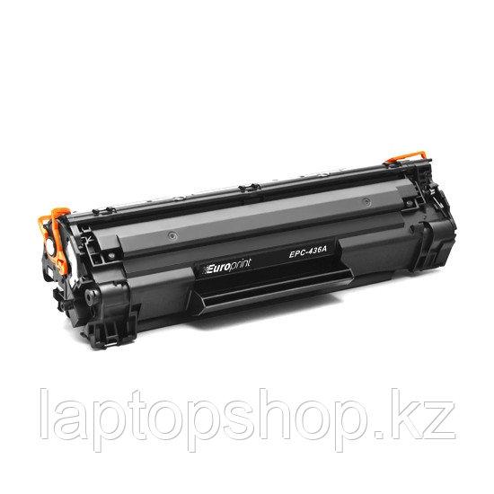 Картридж Europrint EPC-436A (CB436A)