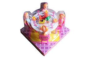 Столик с Едой и Куклами 507